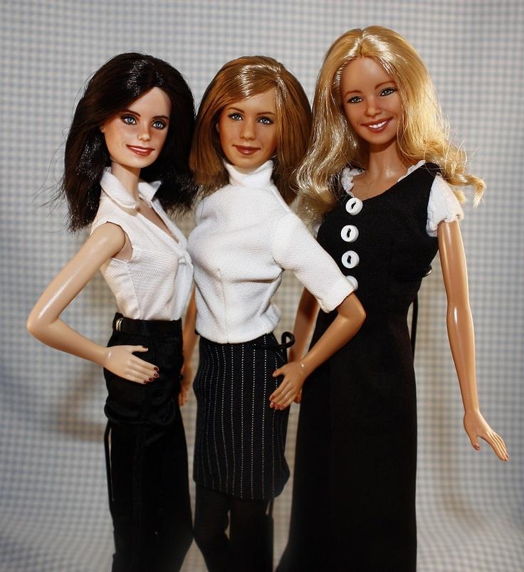 The 25 best barbie celebrity ideas on pinterest celebrity one of a kind ooak barbie dollsiends sciox Images