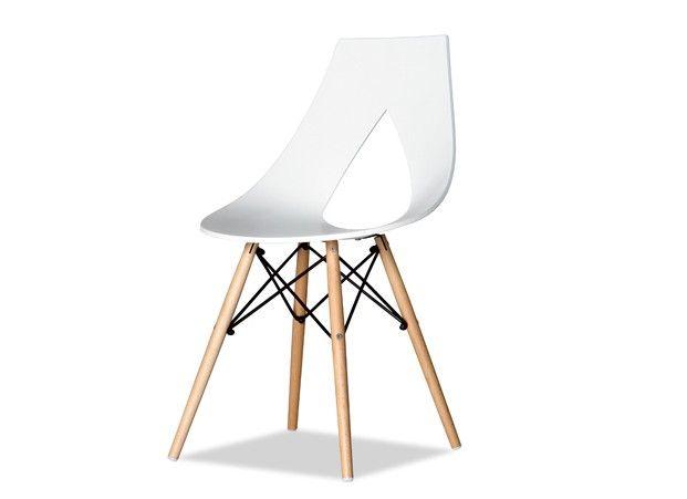 1000 ideas about chaise pied bois on pinterest pied de On chaise plexi pied bois