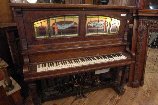 Cremona Nickelodeon Player Piano