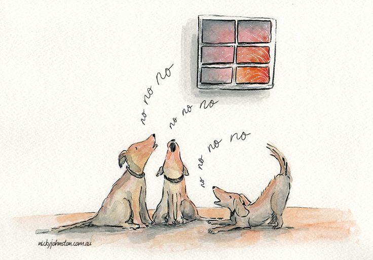 Nicky Johnston's Blog |Illustration | Child Anxiety | | Nicky Johnston