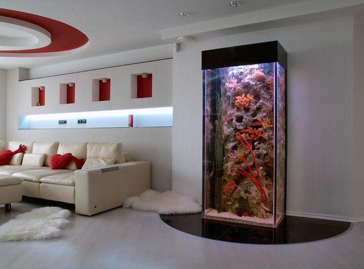 aquário sala