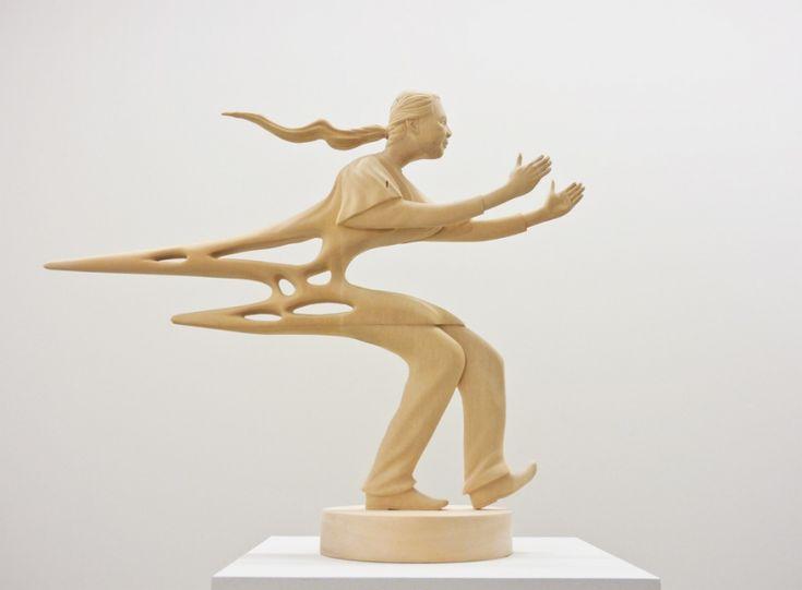 46 best Magnificent Wooden Sculptures images on Pinterest | Wood ...
