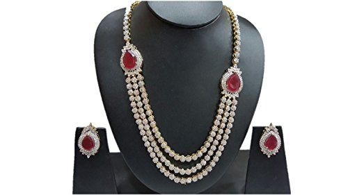Latest Designer Indian Bollywood Red Gemstone AD Ethnic E... https://www.amazon.ca/dp/B01NCP0KLY/ref=cm_sw_r_pi_dp_x_RtYHyb37ECK68