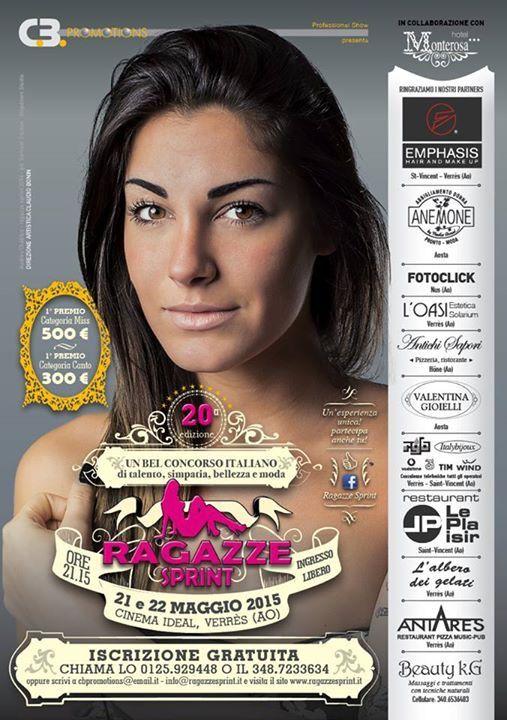 #concorso di #bellezza #ragazzesprint #locandina #manifesto #pouvoirt #concept #graphic #design