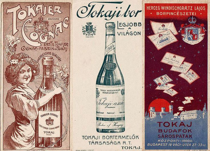 Tokaji borok régen | Utazás, túrázás
