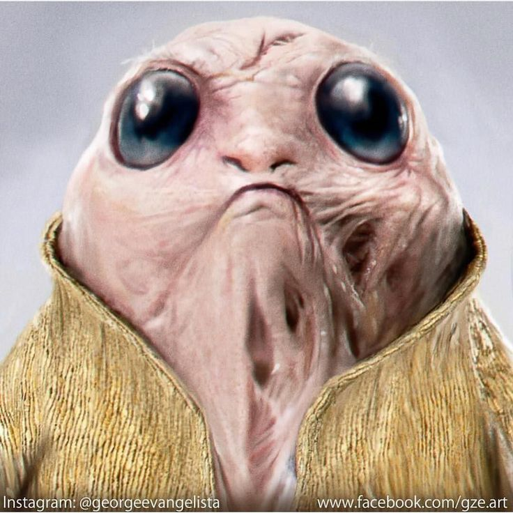Snorg is the name? #starwars