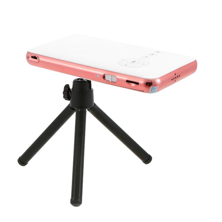 215.59$  Buy here  - LED DLP Mini Projector 5000mah Battery Pico Pocket Projetor DLP Wifi Portable Handheld Smartphone Proyector Full HD TV projektor