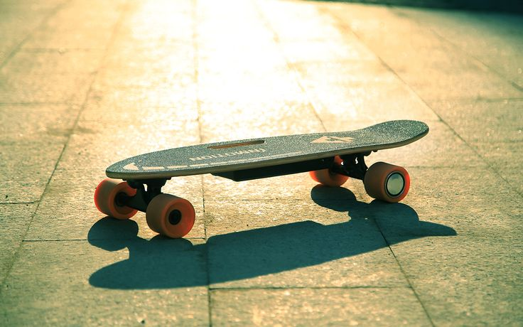 best and cheapest electric skateboard -- INMOTION K1