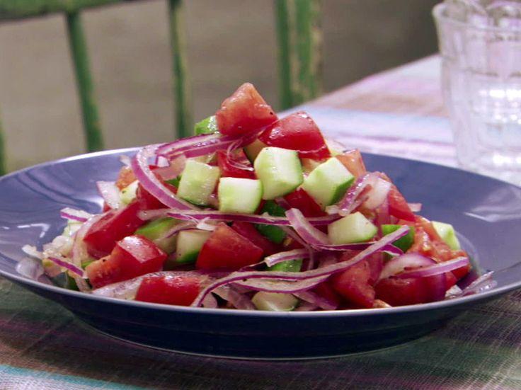 cucumber tomato and red onion salad cucumber tomato salad cucumber ...