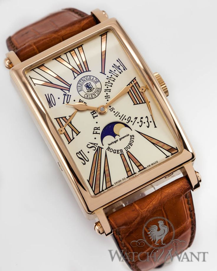 Roger Dubuis MuchMore M34 - Bi-Retrograde Day Date 'Calendar' - SPECIAL LIMITED EDIITION 28 pieces.  An amazing #HOTDEAL! Only $16,995!