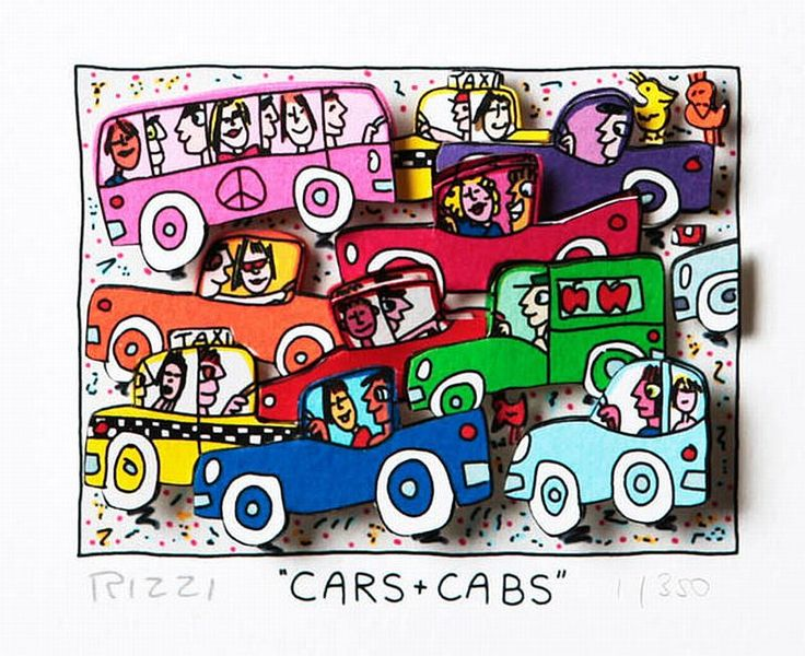Cars and Cabs