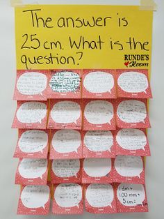 Work Backwards - Different Activities, Strategies, and Resources to Help Your Students Become Masters at Problem-Solving in Math