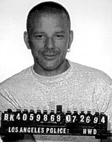 9 Old School Celebrity Mugshots