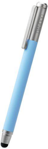 Wacom Bamboo Stylus solo CS-100B Eingabestift (f�r iPad, Smartphones & Tablet-PCs) blau