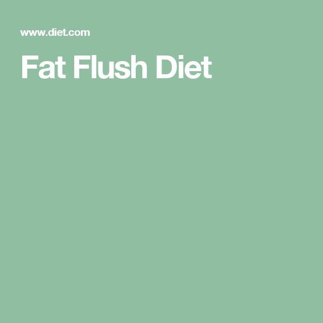 Fat Flush Diet