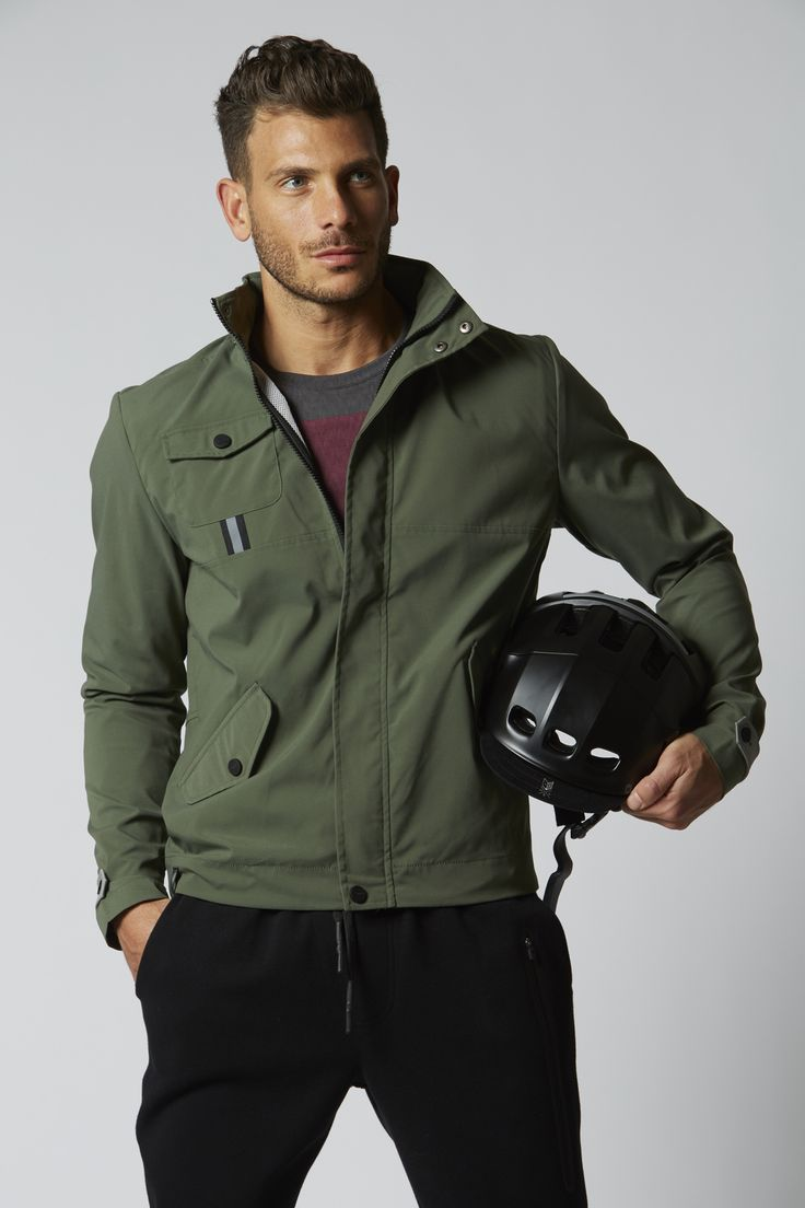 Hot New Product from MPG Sport—The Pitbull Surplus Jacket