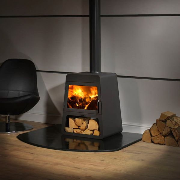205 best Contemporary Stoves images on Pinterest | Wood burning ...
