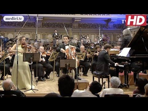 Beethoven's Triple Concerto - Opening Concert of the George Enescu Inter...