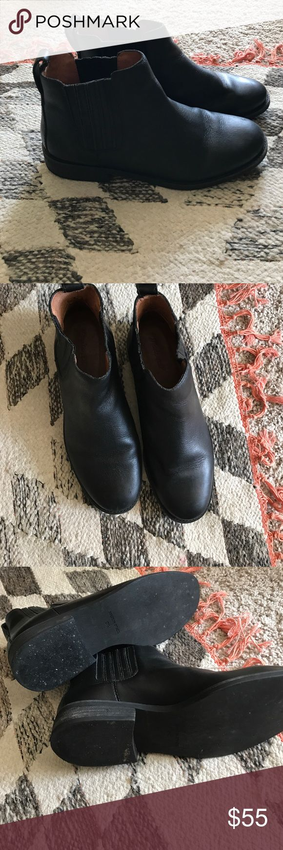 Madewell Chelsea Boots 9.5 NEVER WORN! Current still for sale! Madewell Shoes Ankle Boots & Booties