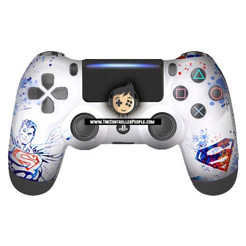#CustomController #PS4 #Gaming #Superman #TheControllerPeople #TCPControllers