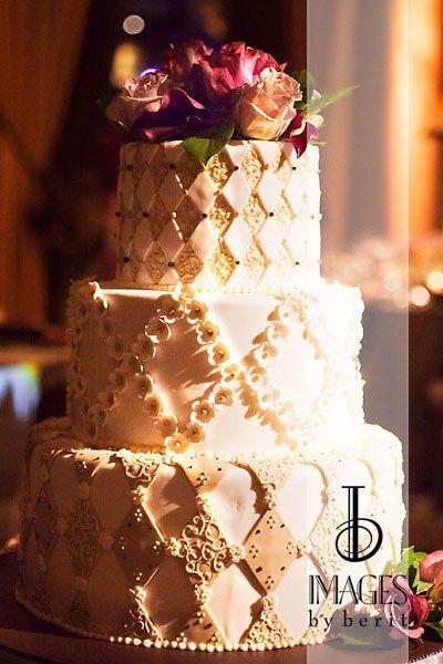 The Venetian Weddings   NJ Weddings   Spring Weddings   Photography: Images by Berit   Wedding Cake #thevenetian #venetiannj #venetiancatering