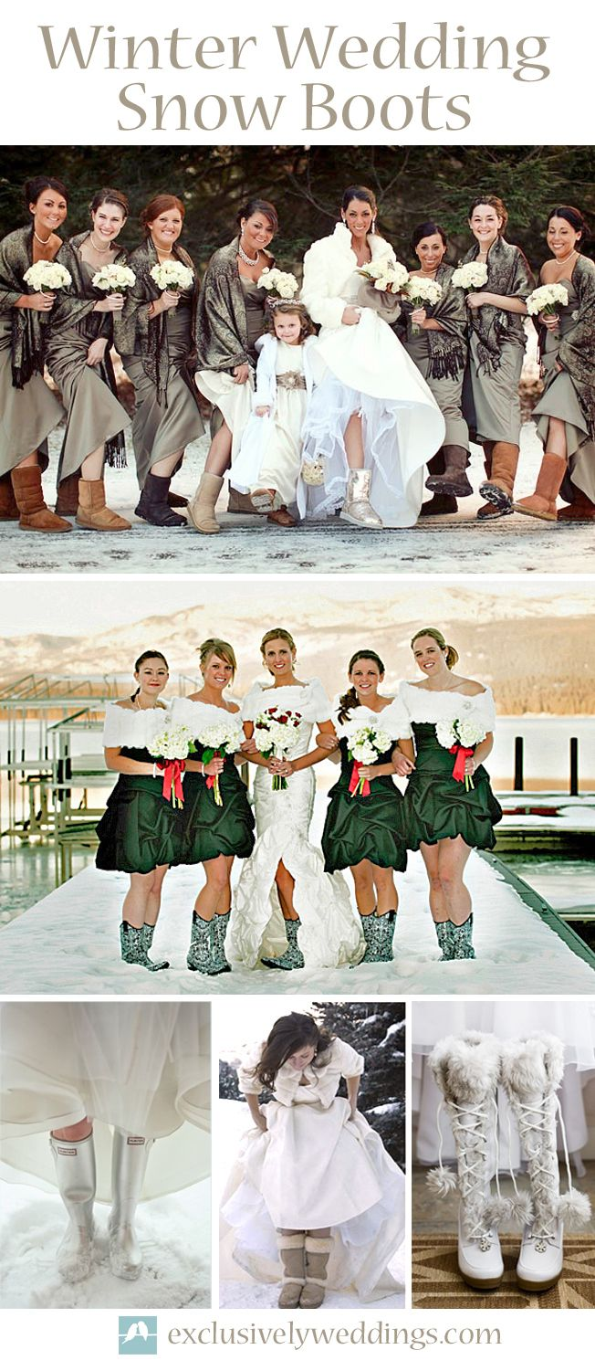 Five Must Haves for Your Winter Wedding | Exclusively Weddings Blog | Wedding Planning Tips and More