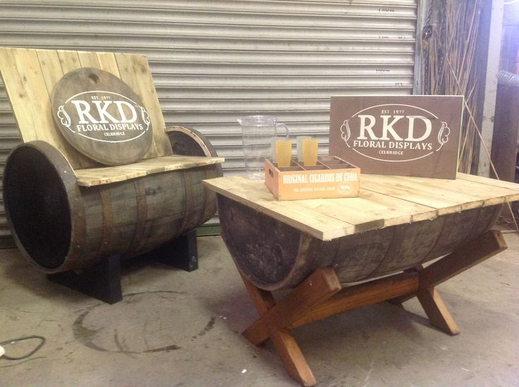 Barrels for all occasions from RKD Floral Displays