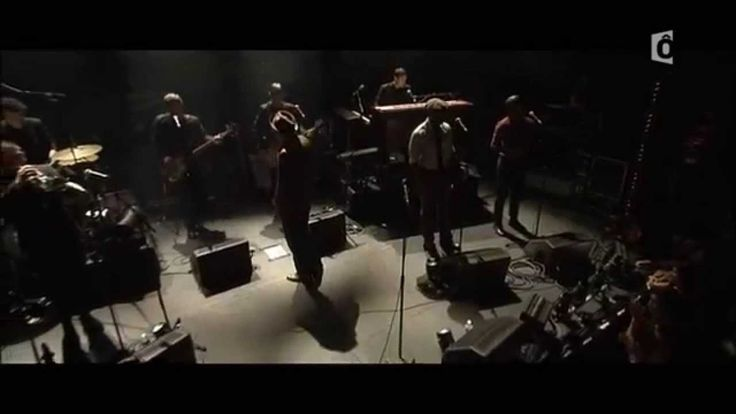 Ben l'Oncle Soul feat the Monophonics - Why can't i let go - Live - HD
