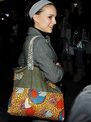 Natalie Portman attire