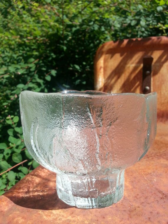 Finnish Finland Vintage art glass from Humppilan by fcollectables, €30.00