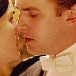 "[Matthew is listening to a song on the new gramophone. Mary joins him] Lady Mary Crawley: I don't know this one. Matthew Crawley: Actually I rather like it. I think it was in a show that flopped. ""Zip..."