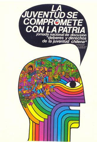 Propaganda de la Unidad Popular, Chile 1970-1973.