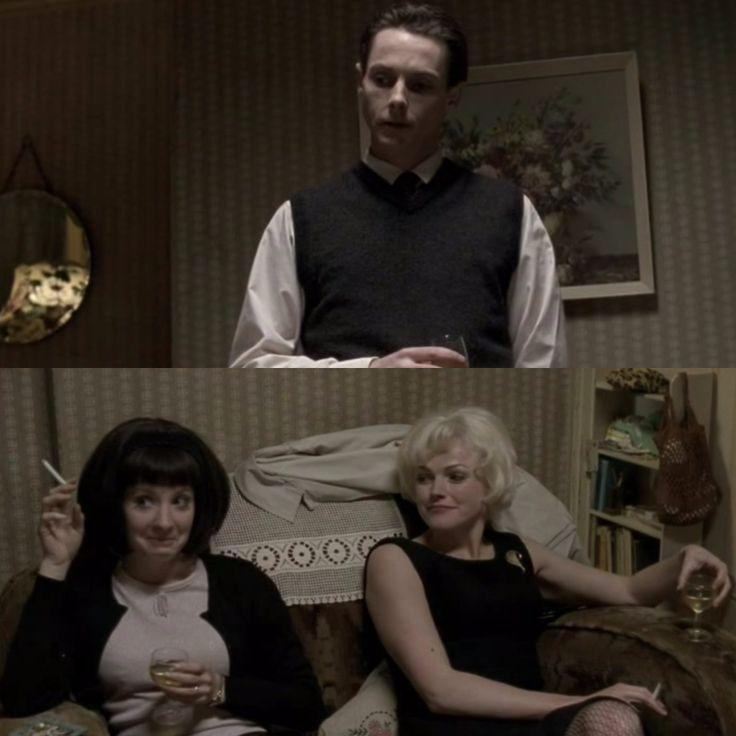 Sean Harris, Joanne Froggatt and Maxine Peake in See No Evil: The Moors Murders (2006)