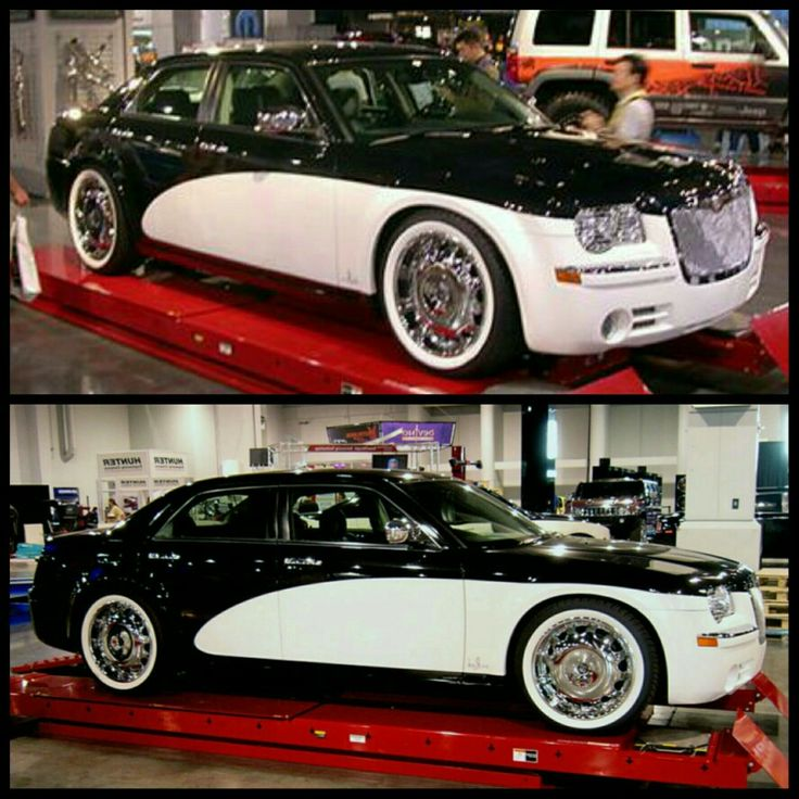 2005 Chrysler 300c With Two Tone Paint Job & (Full