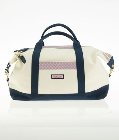 Vineyard Whale Weekend Tote Bag: Perfect for the college student