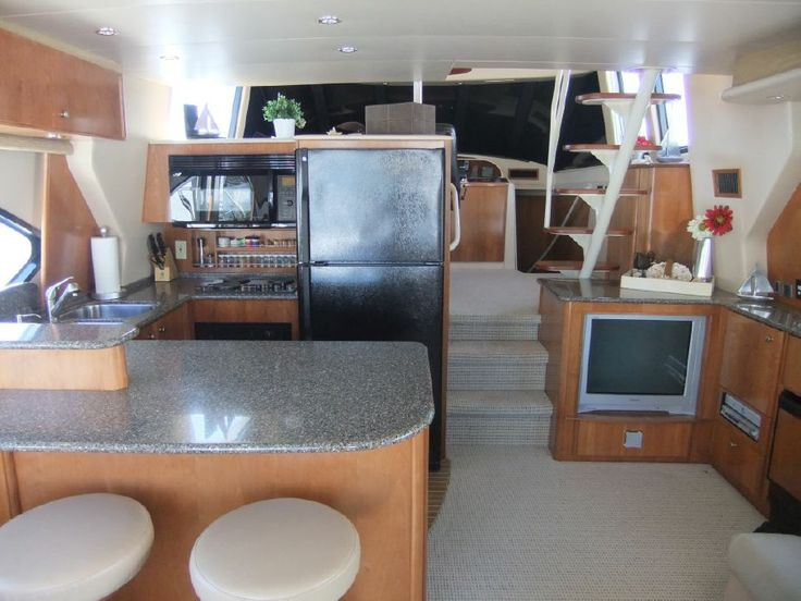 2004 Meridian 540 Pilothouse Power Boat For Sale - www.yachtworld.com