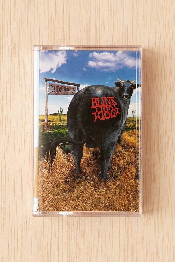 Blink-182 - Dude Ranch Cassette Tape