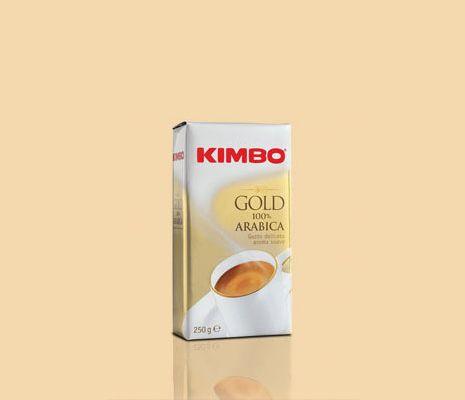 #Kimbo Gold 100% Arabica è una miscela straordinaria, composta esclusivamente da finissimi caffè Arabica, provenienti dagli altipiani del Centro e Sud America. La perfetta tostatura ne esalta il gusto delicato e l'aroma soave, con leggere note di cioccolato.    Disponibile anche su www.kimbo.it/shop