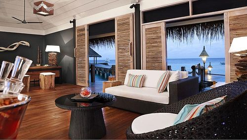 Vivanta By Taj - Coral Reef, Maldives has all the exotic ocean views and dramatic sunsets that are de rigueur for any tropical holiday. The twist comes when you step into your villa and instead of the usual beach dcor, find a streamlined, sophisticated take on resort accommodations. https://www.malbevenresorts.com/maldivesresorts/vivanta-by-taj-coral-reef-maldives-resort-spa_40_home_0.html