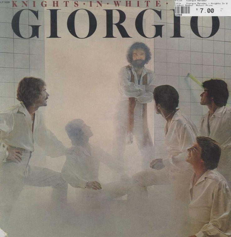 Knights In White Satin - Giorgio Moroder