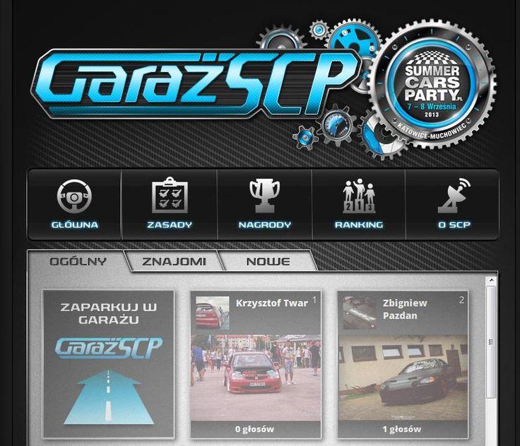 Zgłoszenia w konkursie na Facebooku, który zaprogramowaliśmy na Summer Cars Party. Wysoka wydajność i szybkość działania została osiągnięta dzięki najnowszej technologii pisania aplikacji webowych.