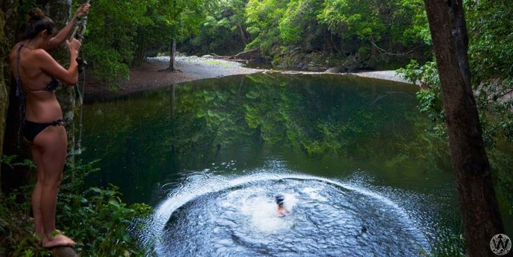 wild swimming in NSW