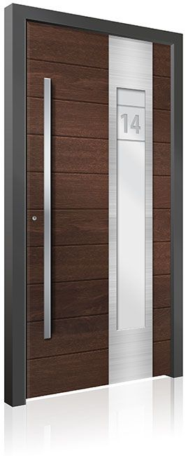 RK Door Systems Cornwall | Secure modern front doors