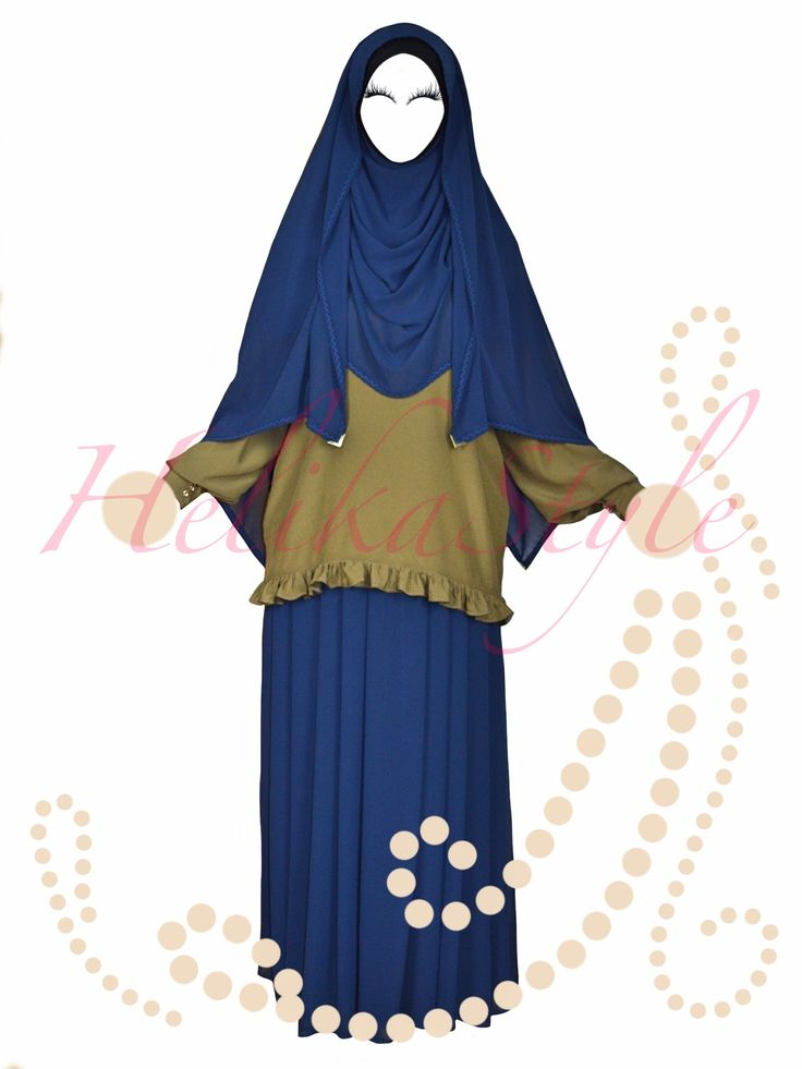 HelikaStyle Look.  Sew your own hijab with us: https://helikastyle-empire.com/ Patterns, sewing tutorials, forums - all you would need to start sewing!