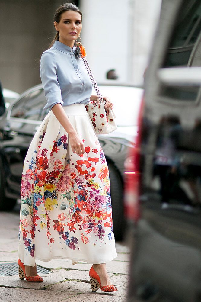 Go for Florals