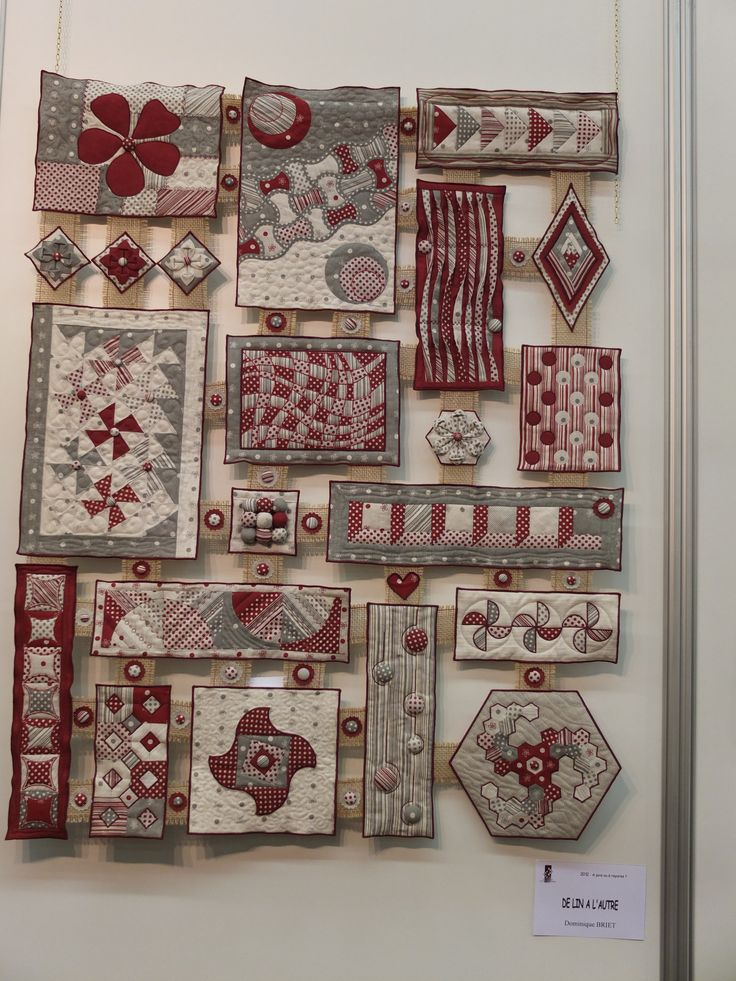 Quilt Collage...adorable