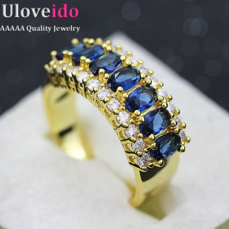 Find More Rings Information about Christmas Presents Girl Gift Gold Plated Ring with A Stone Gifts for the New Year Fashion Jewelry Rings with Crystals Sale J501,High Quality ring hook,China ring mobile Suppliers, Cheap ring short from Uloveido Official Store on Aliexpress.com
