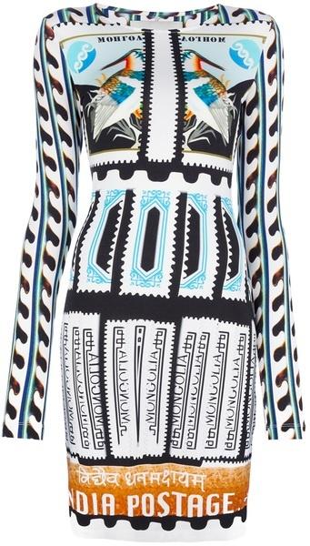 MARY KATRANZOU  India Dress - Lyst