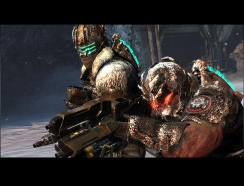 Dead Space 3: Dev Team Add-On Now Available
