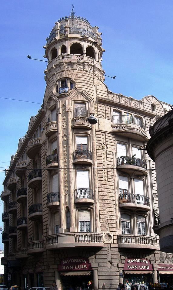 Palacio Cabanellas. Rosario, Argentina